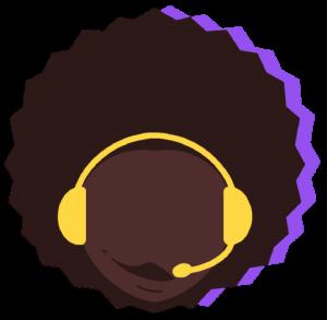 logo afrogameuses