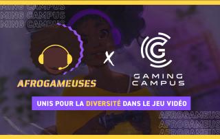 partenariat gaming campus